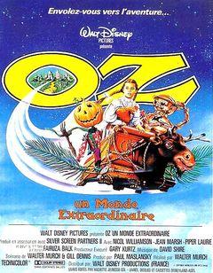 Affiche Oz, un monde extraordinaire