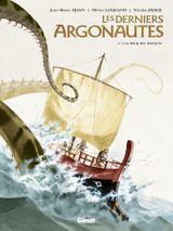 Couverture La Mer du destin - Les Derniers Argonautes, tome 2