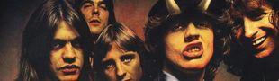 Cover Les meilleurs titres d'AC/DC