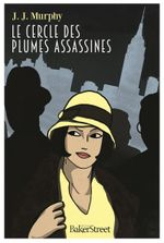 Couverture Le cercle des plumes assassines