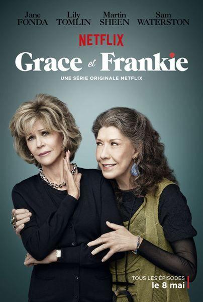 Grace et Frankie - Grace and Frankie, une amitié inattendue