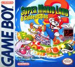 Jaquette Super Mario Land 2: 6 Golden Coins