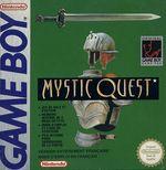 Jaquette Mystic Quest