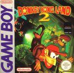 Jaquette Donkey Kong Land 2