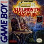 Jaquette Castlevania II : Belmont's Revenge