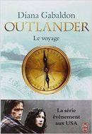 Couverture Le voyage - Outlander, tome 3