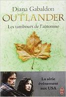 Couverture Les tambours de l'automne - Outlander, tome 4
