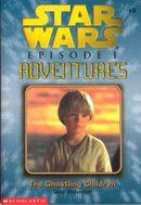 Couverture The Ghostling Children - Star Wars : Episode I Adventures, tome 5