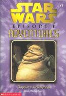 Couverture Capture Arawynne - Star Wars : Episode I Adventures, tome 7
