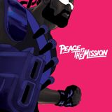 Pochette Peace is the Mission