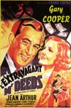 Affiche L'Extravagant Mr. Deeds