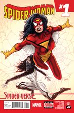 Couverture Spider-Woman (2014 - 2015)