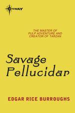 Couverture Savage Pellucidar