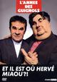 Affiche Et il est où Hervé Miaou ?! - L'Année des guignols, volume 25