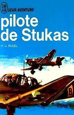 Couverture Pilote de Stuka
