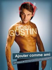 Affiche Didier Gustin - Ajouter comme Ami