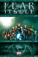 Couverture Fear Itself