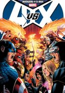 Couverture Avengers Vs. X-Men