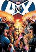 Couverture Avengers Vs. X-Men
