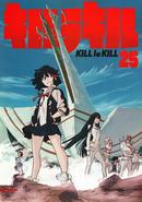 Affiche Kill la Kill Special
