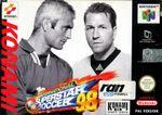 Jaquette International Superstar Soccer 98