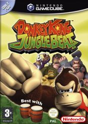 Jaquette Donkey Kong Jungle Beat