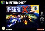 Jaquette F-Zero X