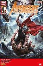 Couverture Les Dernières Heures de Midgard - Avengers Universe, tome 21