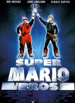 Affiche Super Mario Bros.
