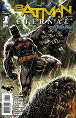 Couverture Batman Eternal (2014 - 2015)