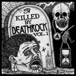 Pochette Killed by Deathrock, Volume 1