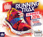 Pochette Ministry of Sound: Running Trax Summer 2014