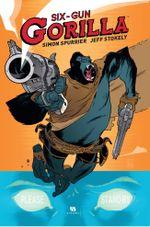 Couverture Six-Gun Gorilla