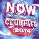 Pochette Now That's What I Call Club Hits 2014