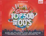 Pochette Het beste uit de Qmusic top 500 van de 00's