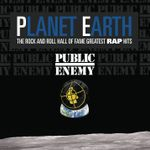 Pochette Planet Earth: The Rock and Roll Hall of Fame Greatest Rap Hits