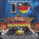 Pochette I Love Disco Germany 80's