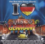 Pochette I Love Disco Germany 80's