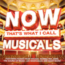 Pochette Now That's What I Call Musicals
