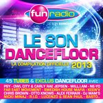 Pochette Fun Radio Le son Dancefloor 2013