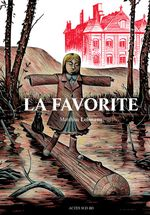 Couverture La Favorite