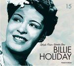 Pochette Coleção Folha grandes vozes, Volume 15: Billie Holiday
