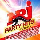 Pochette NRJ Party Hits 2012, Volume 2