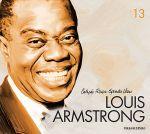 Pochette Coleção Folha grandes vozes, Volume 13: Louis Armstrong