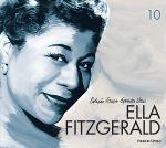 Pochette Coleção Folha grandes vozes, Volume 10: Ella Fitzgerald