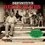 Pochette Definitive Delta Blues