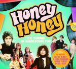 Pochette Honey Honey: The Sound of Bubblegum Pop