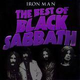 Pochette Iron Man: The Best of Black Sabbath
