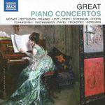 Pochette Great Piano Concertos