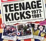 Pochette Teenage Kicks 1977–1981